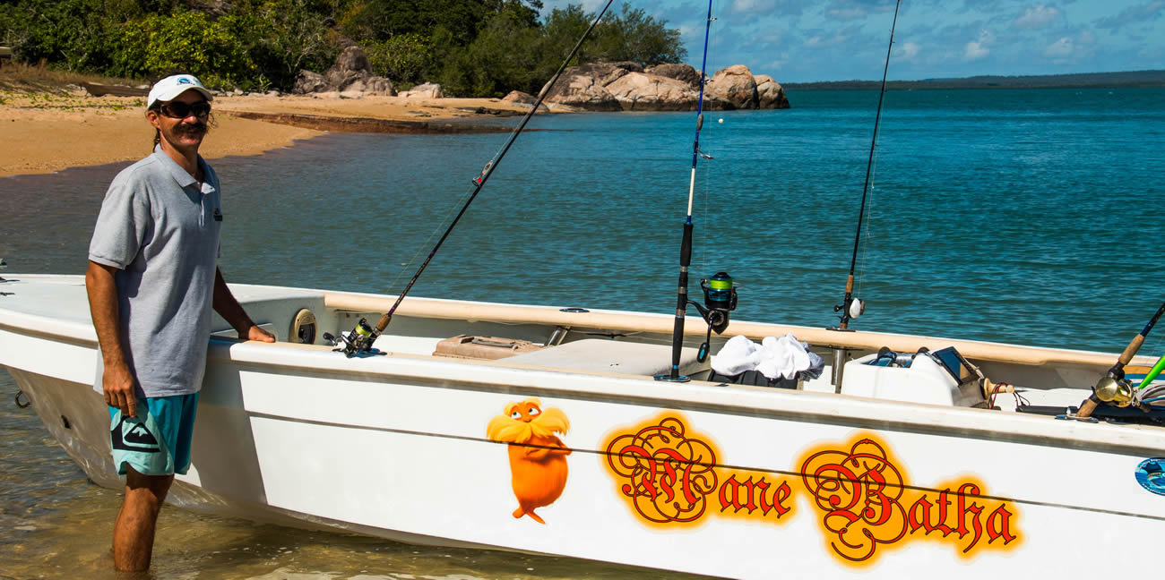 East Arnhem Land Fishing Charters